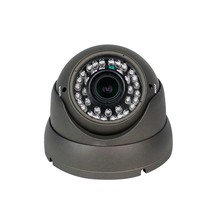 5MP AHD Video Camera Vandalproof Indoor SONY326 CMOS Sensor 2.8-12mm Lens 4* Manual Zoom Camera Dome With OSD Menu стоимость