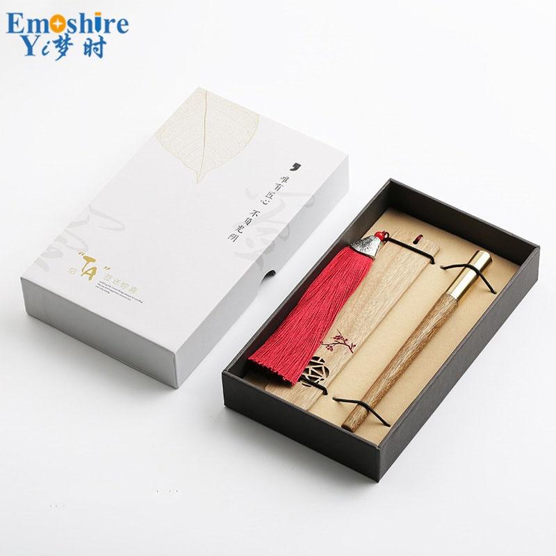 Haute qualité rouleau stylo à bille école bureau papeterie mode luxe entreprise marque stylo à bille avec bouchon en or signet chaud P476