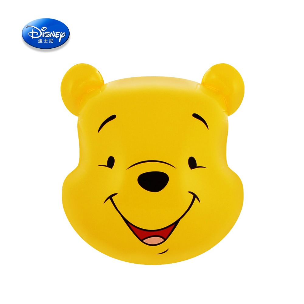 Disney Winnie Head Balloons Cartoon Birthday Party Decorations Inflatable Toys Children's Room Decoration Aluminum Foil Balloons