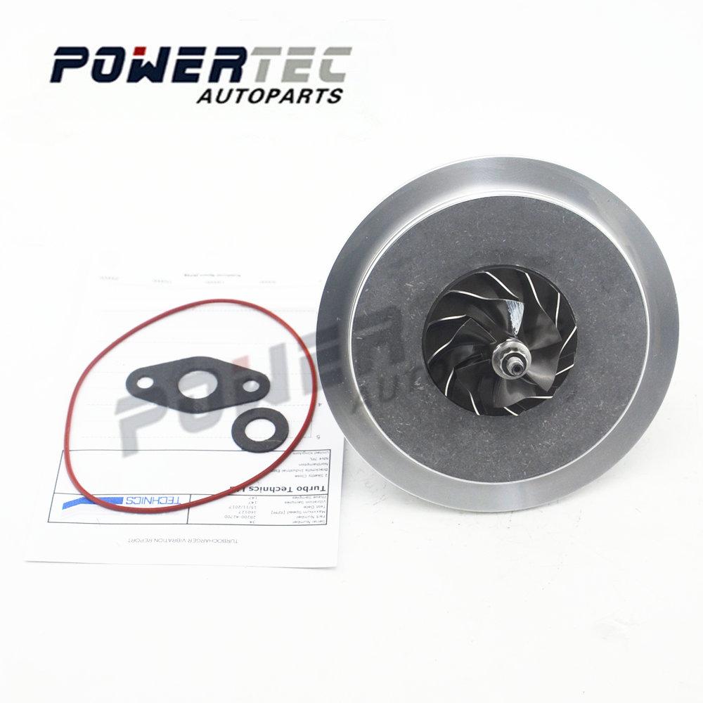 GT1749S 715924 Turbo cartridge 28200 42610 2820042610 28200 42700 chra for KIA Pregio 2 5 TCI