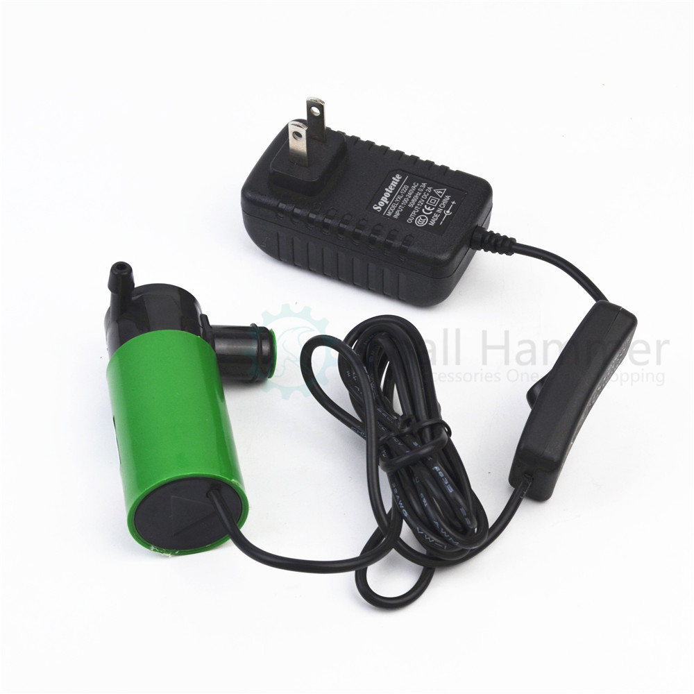 12V Dc 5 m 10 m 13 m micro electric submersible pump image