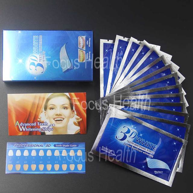 3d отбеливание зубов полоски 14 сумки 28 полос отбелить отбеливатель Яркий Белый Отбеливание зубов гигиены полости рта легко применение
