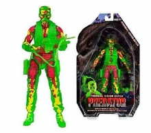 Predator Series 11 Thermal Dutch 7inches Action Figure Figurine New in Box Free Shipping