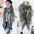 New Arrive Fashion Totem Beer Patchwork Pattern Chic Women Scarves Elegant Pashmina Scrawl Infinity Scarf Shawls Wrap