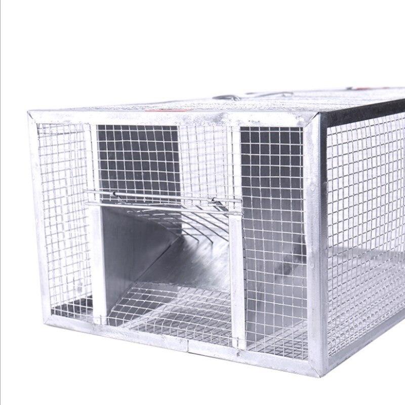 Grand piège à souris réutilisable continu automatique de ménage piège à souris d'appât attrape-souris piège à souris chasse souris de Rat Cage à rongeurs - 3