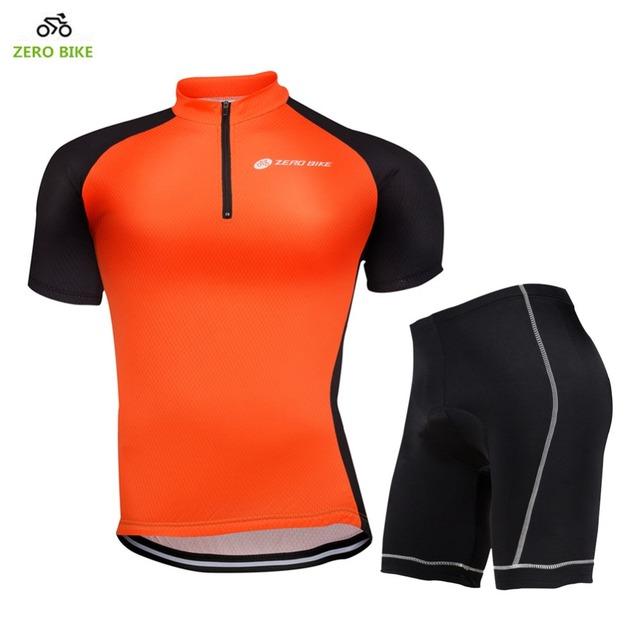 ZERO BIKE Men s Classic Cycling Jersey MTB Bike Breathable Clothing Sports  Wear Ropa Ciclismo M-XXL cd798f912