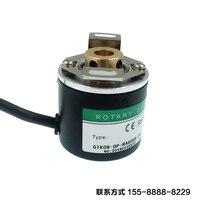 Econômico 8mm Buraco 600 Pulso NPN PNP Codificador de Eixo Oco Push-Pull de Saída Diferencial Opcional