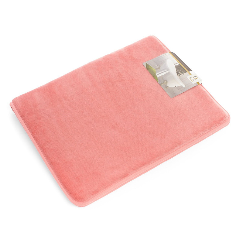 Useful 17 x 24 memory foam bath mats bathroom latex non for Big w bathroom mats