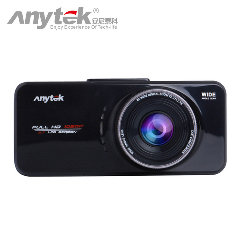 Anytek Auto DVR AT66A full HD Novatek 96650 Auto Kamera Recorder Black Box 170 Grad 6g Objektiv Abendessen Nacht vision Dash Cam