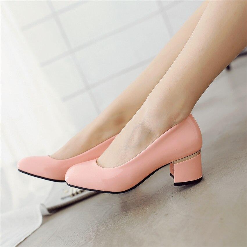 42 41 Tamaño Zapatos rosado Gatito rojo Alto Altos Mujeres 34 Más blanco 40 Tacón Negro 43 Bombas Tacones wq8F7xPSp