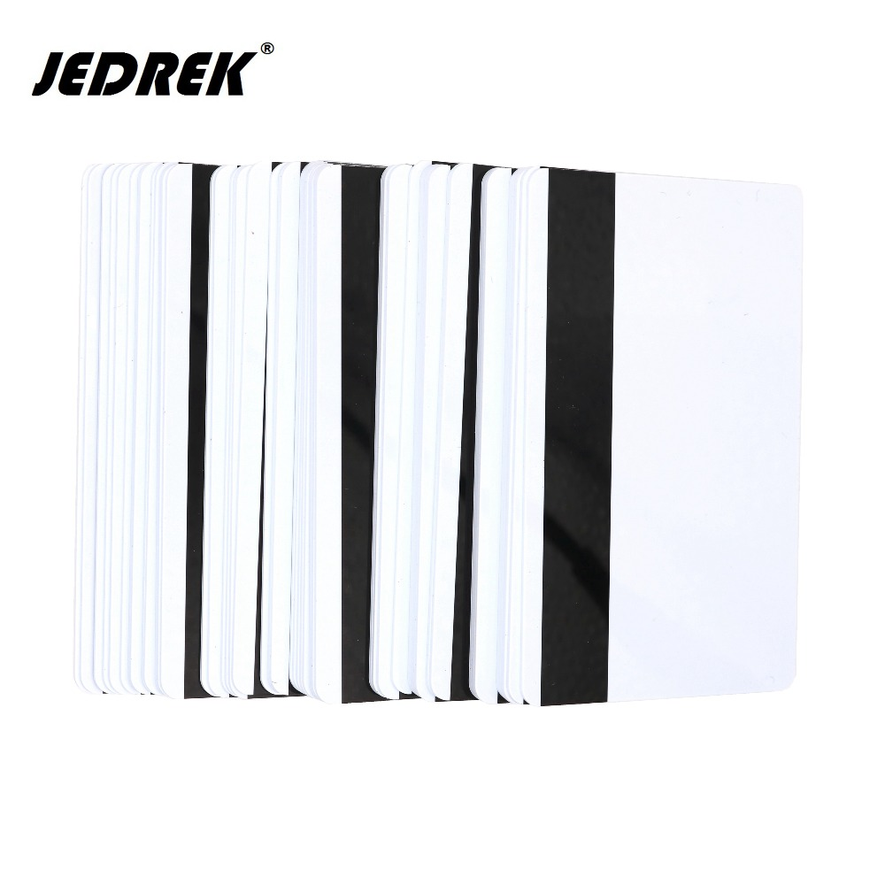 100x blank CR80 ID ISO PVC Credit Card LoCo 1-3 Magnetic Stripe PVC Card free shipping жидкость loco french cake 60мл 0мг