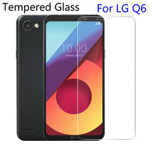 9H Tempered Glass For Lg Q6 Screen Protector for LG Q 6 q6 2.5d 0.26mm Premium Toughened Protective Film For Lg Q6 Alpha Glass цена