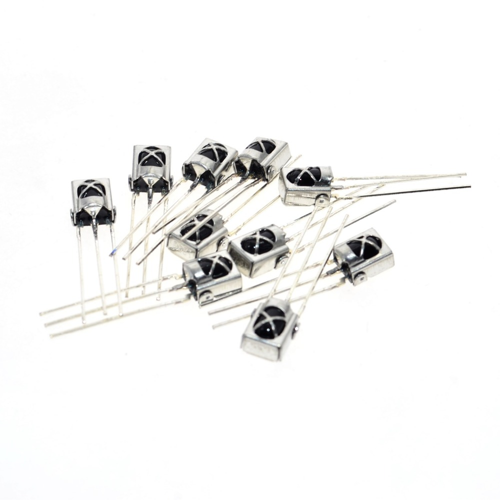 10pcs  lot eneral integration universal infrared receiving head  infrared sensor hx1838    vs1838