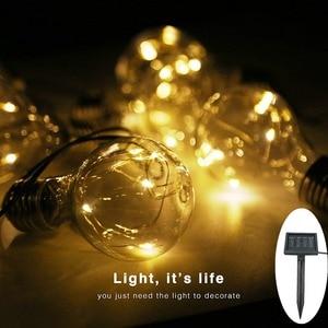 9 pcs Solar Garden Lamp Waterp