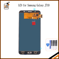 LCD Display For Samsung Galaxy J7 2016 J710 SM J710FN LCD Screen Touch Digitizer Assembly Repair