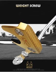 Image 4 - Latest PGM Golf Club Putter CNC Integration Stainless Steel Shaft Golfing Traning Equipment Men Women Golf Putter Driving Irons
