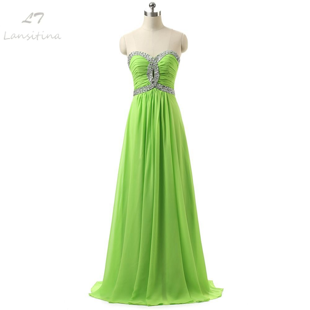 Online get cheap junior bridesmaid dresses aliexpress noble weiss 2017 in stock chiffon with sequins and beads lace up back junior bridesmaid dresses ombrellifo Gallery