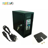 Vending Machine Coin Acceptor Timer Control Box With Comparable Coin Selector For Video Console