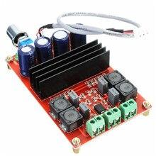 1 шт. 2×100 Вт XH-M190 TPA3116 2-канальный Цифровой Аудио Усилитель AMP Совета 12 В-24 В
