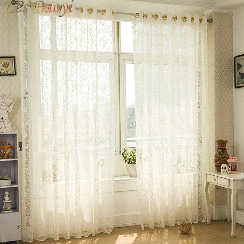 US $13.35 40% OFF|Les Baoyi Fenster screening für Hochzeitsdekoration  Leinen Voile Benutzerdefinierte Vorhang Gardinen Schlafzimmer Wohnzimmer ...