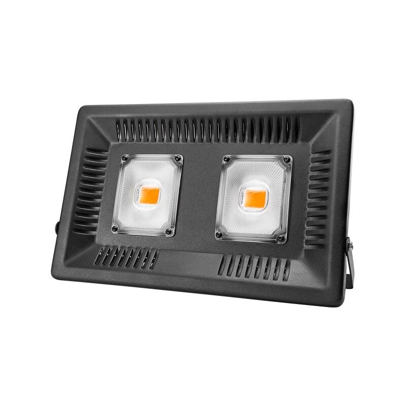 Led Flood Light Spectrum: Led Grow Light Full Spectrum 50W 100W 150W 110V220V COB