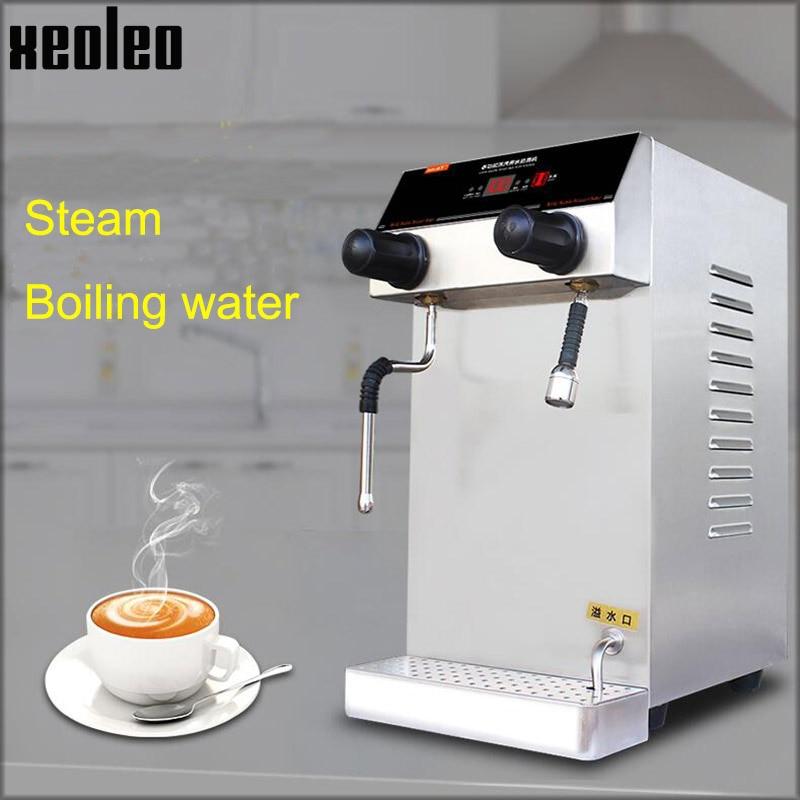 ⊱Xeoleo vapor agua hirviendo leche comercial máquina caldera de ...