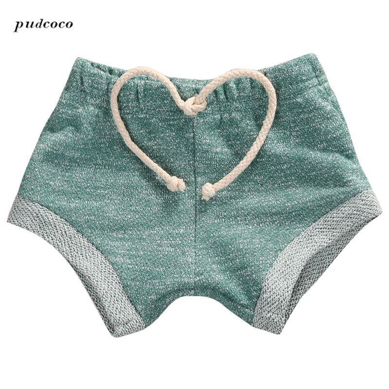 Cotton Summer Bloomers PP Shorts Baby 3 Colors Clothes 0-4T 1Pcs Newborn Baby Boy Girls Toddler Summer Shorts