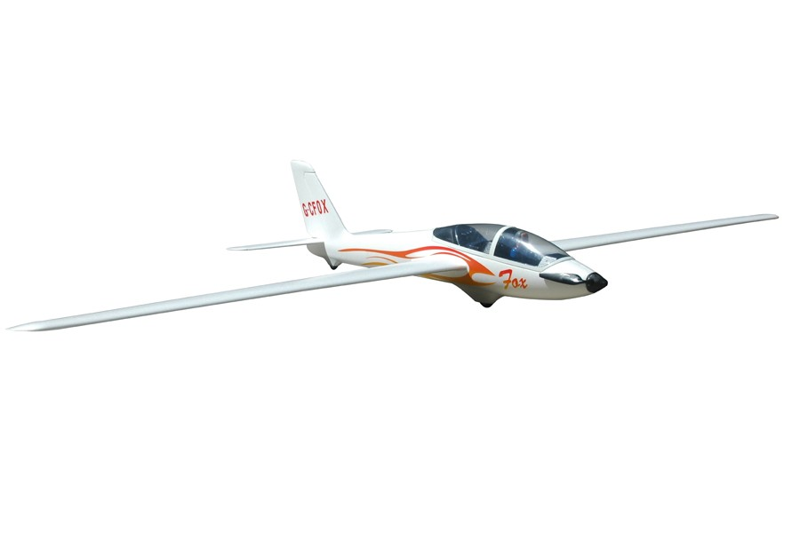 FMS 2300mm 2.3m FOX V2 Glider with Flaps 5CH 3S PNP Big Size Easy Trainer RC Airplane Remote Control Model Plane Aircraft Avion pt 17 trainer remote control aircraft aeromodelling 4 ch 2 4ghz stearman pt 17 rc bi plane airplane pnp and kit