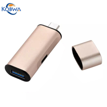14.5V/1.5A USB 3.1 Type C To USB 3.0 Adapter Portable Charger Power Plug Connector