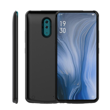 Battery Charger Case For Oppo Reno Z Case 6500mAh Extended Battery Backup Power Protective Back Cover for Oppo Reno Z Case стоимость
