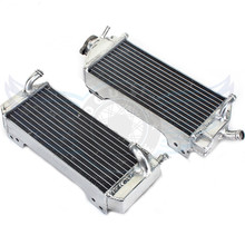 Motorcycle replacement Grille Guard Cooling Cooler Racing Radiator For KTM SX125 2008