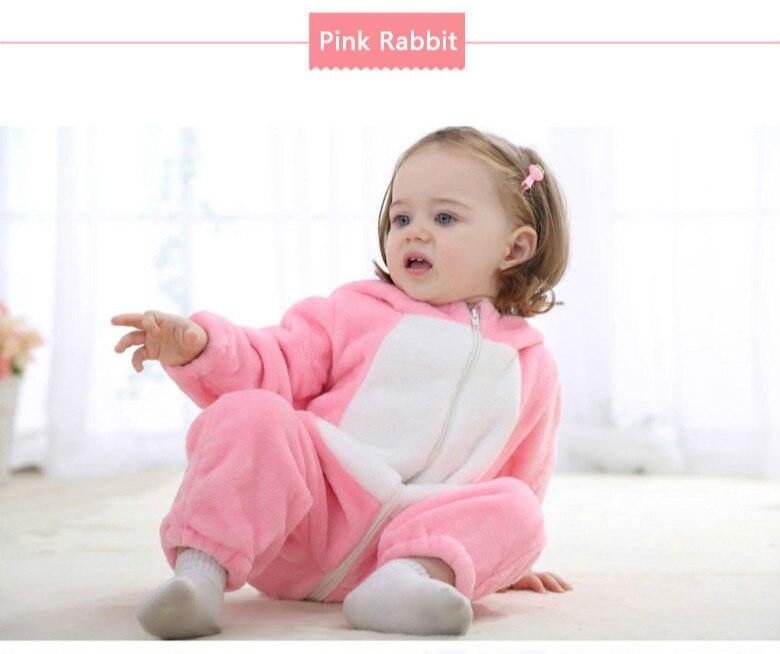 HTB19W5lUgHqK1RjSZJnq6zNLpXa2 2019 Infant Romper Baby Boys Girls Jumpsuit New born Bebe Clothing Hooded Toddler Baby Clothes Cute Panda Romper Baby Costumes