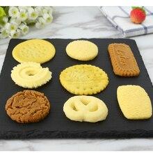 Праздничные вечерние принадлежности искусственные украшения продукты ПВХ моделирование печенье запеченные печенье торт набор модель реквизит 8 шт./лот