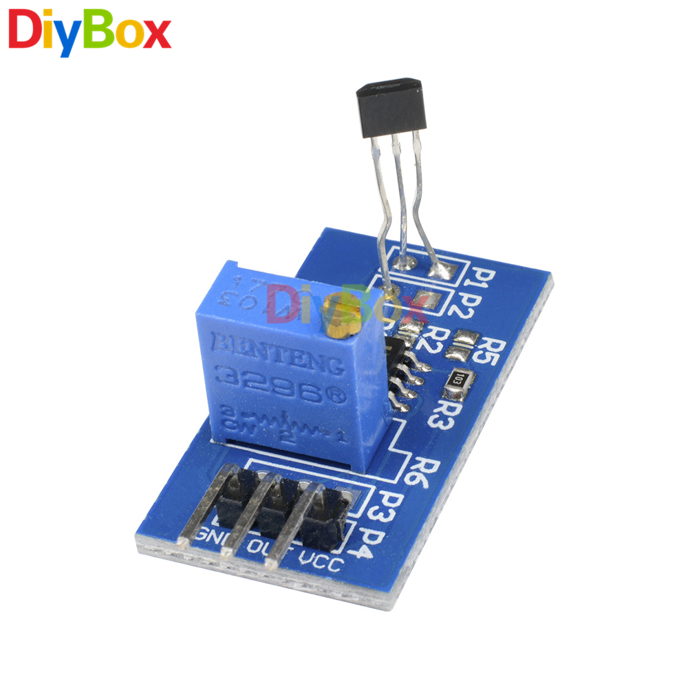 Hall Sensor Switch Module Motor Speed Test For Arduino Magnetic Help On Wiring A Drum To Single Phase 230v 2016 Car Detect Lm393 In Switches From Lights Lighting Alibaba Group
