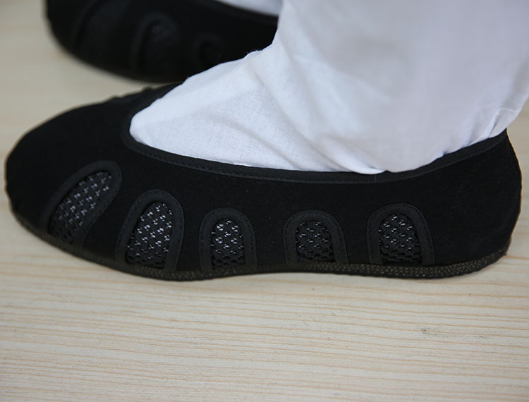 Wudang Daoist Summer Shoes Black 2