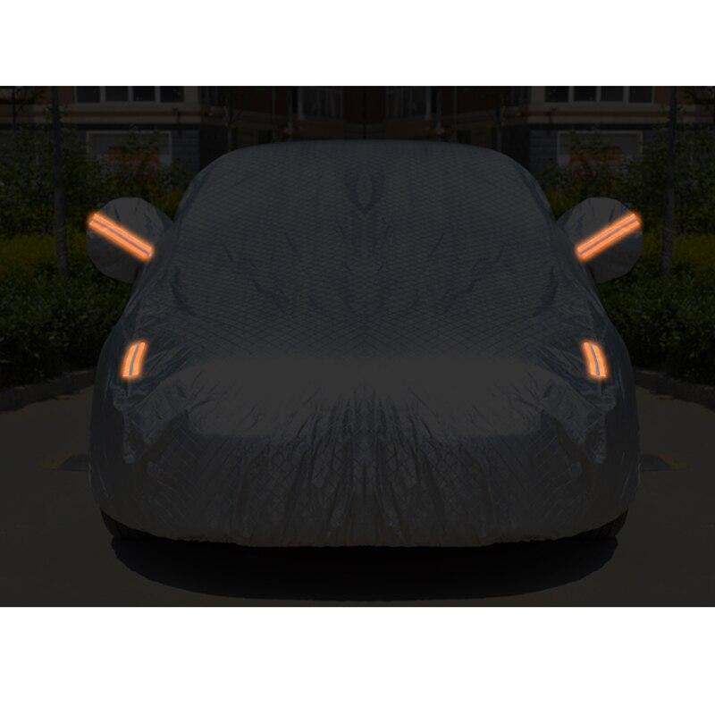 XYWPER Անջրանցիկ մեքենայի կափարիչով - Ավտոմեքենայի արտաքին պարագաներ - Լուսանկար 6