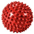 5pcs Spiky Massage Roller Ball - 3 Inch - Perfect for Foot Massage, Back, Plantar Fasciitis & All Over Body Deep Tissue Therapy