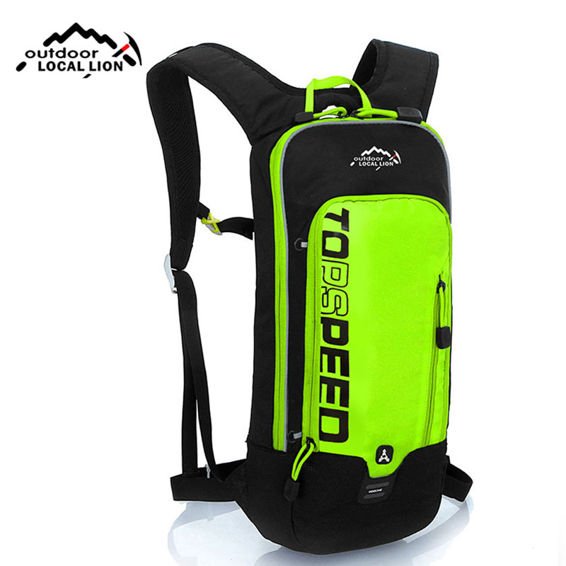 Outdoor Cycling Backpacks Bicycle Water Bag Women Men Sports Running Rucksack Travel Hiking Backpack Mochila Riding Pack XA12WA 2018 sports bag 8l camping travel backpack climbing mochila mountain hiking bike bicycle bag cycling running rucksack women men