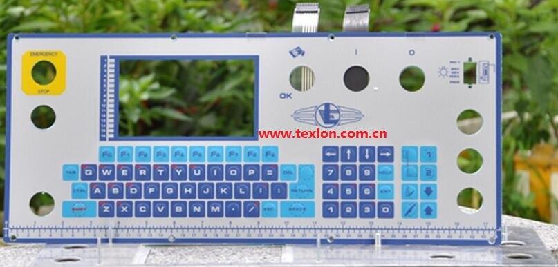Lonati G54J Cotton Socks Machine Use Keyboard 0430046 / Lonati Keyboard 0430046 lonati g615l gl61q gl616d socks machine use throat plate d4380894