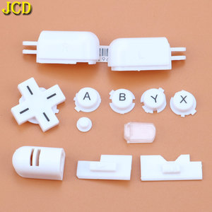 Image 2 - JCD 1Set  Replacement A B X Y abxy L R D Pad Cross Button Full Buttons Set For Nintend DS Lite for NDS Lite for NDSL Buttons Key
