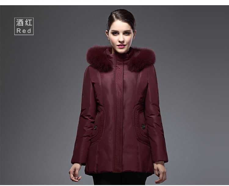 2015 New Hot Winter Thicken Warm Woman Down Jacket Coat Raccoon Fur collar Hooded Parkas Outerwear Plus Size 4XXXXL 2016 new hot winter thicken warm woman down jacket coat parkas outerwear hooded raccoon fur collar long plus size xxxl slim cold