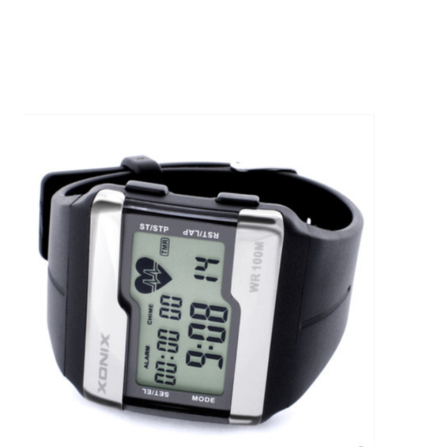 Fashion Multifunction Touch-sensitive Heart Rate Monitor Watch, 100M Waterproof Men Sport Watch, Good Quality Digital Watches