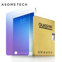 9H Screen Protector For IPad Air 1 2 2 5D Retina Tempered Glass Film Anti Scratch