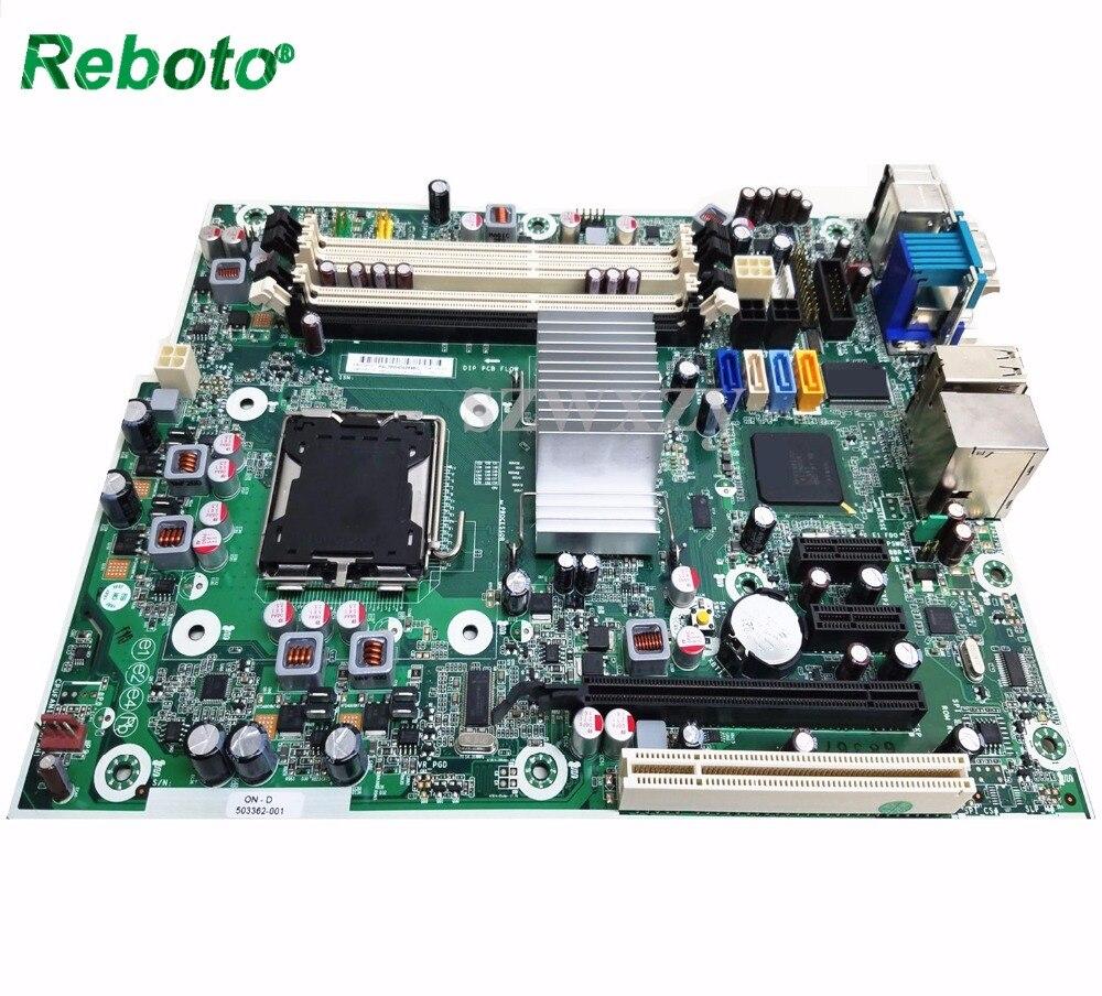 High Quality For HP 6000 Pro Desktop Motherboard 503362-001 LGA 775 DDR3 Full Tested