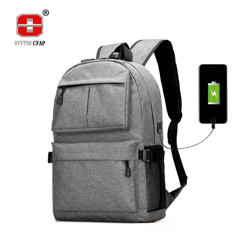 usb laptop mochila de lona Técnica : Gravando