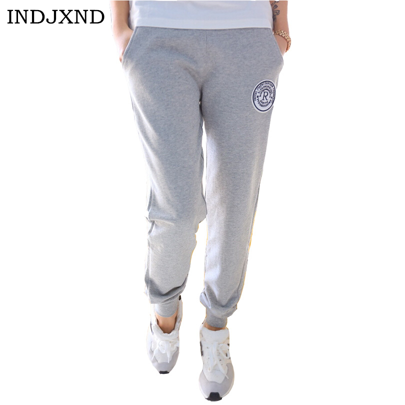 INDJXND High Elasticity Women   Capris     Pants   Summer 2019 Plus Size Casual For Women Slim Elastic Cotton Candy   Capris   Women   Pants