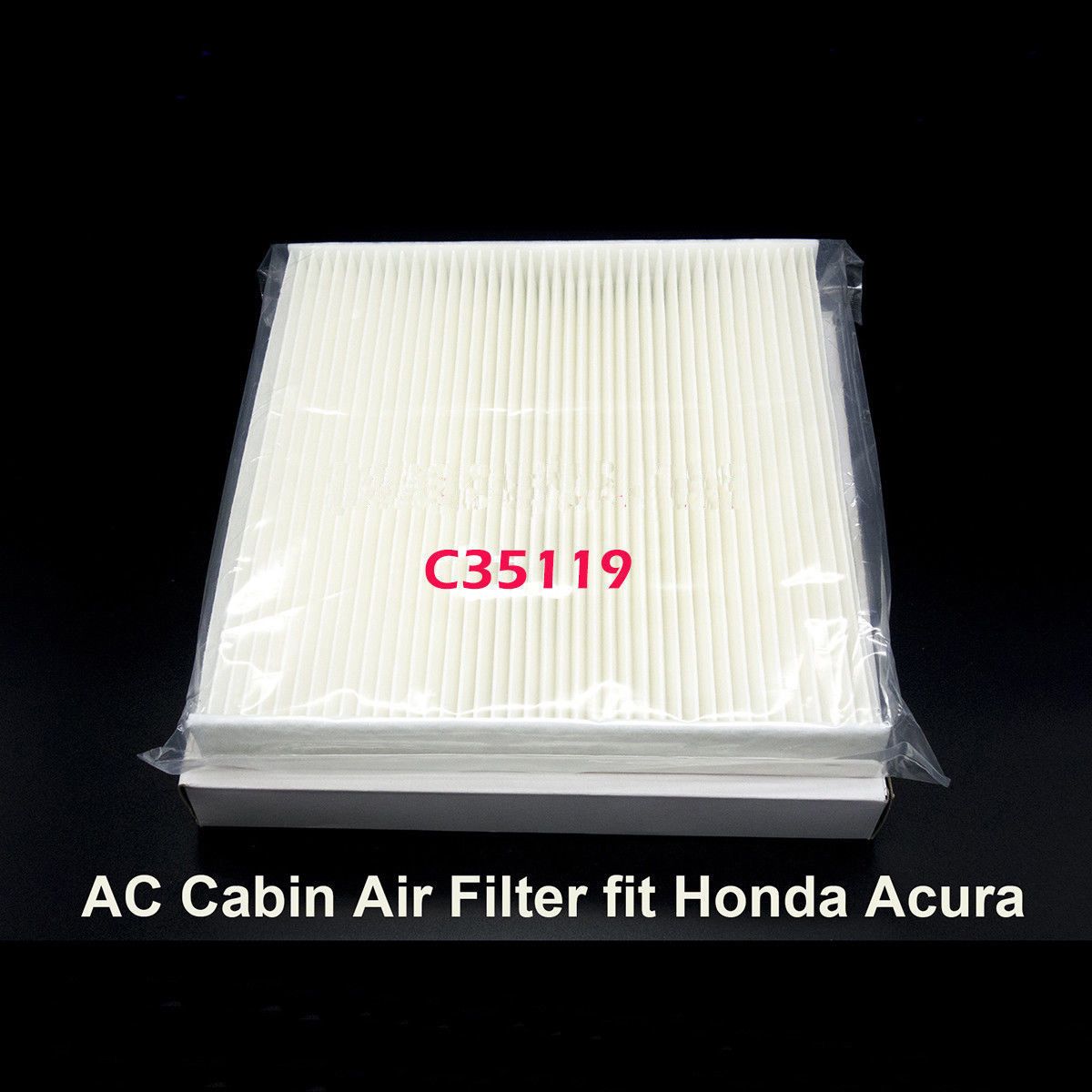 For HONDA ACCORD CABIN AIR FILTER For Acura Civic CRV For Odyssey C35519  Powerful