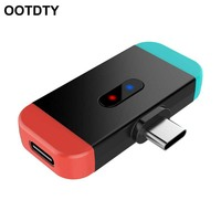 New Bluetooth Wireless Audio Adapter Transmitter Converter For Nintend Switch Headphones Headset PS4 Laptop PC Accessories