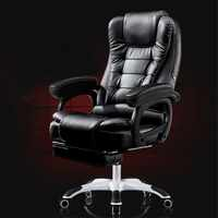 Leather Office Computer Chair Chair Gaming Executive Office Desk Chair Office Gaming Chair