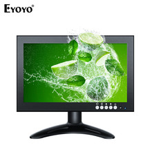 цена на EYOYO EM08G 8 IPS Monitor 1280*720 Resolution Support HDMI/VGA/AV/BNC/SPEAK Input for PC TV CCTV Camera Security